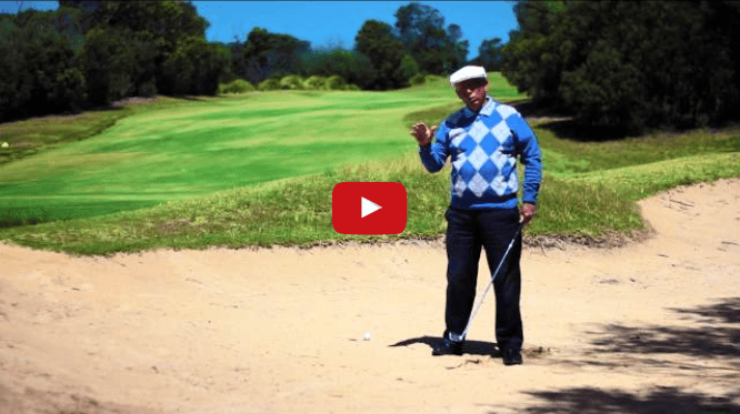 How To Play Fairway Bunker Shots