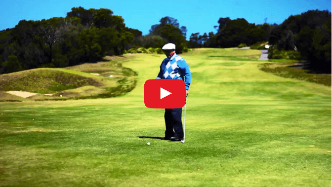How To Get Extra Distance With Fairway Iron Shots