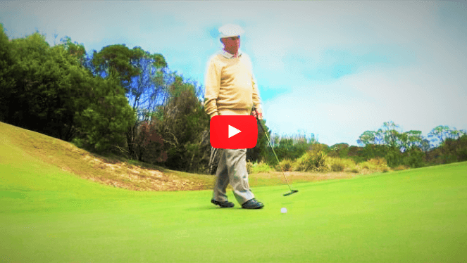 How to Putt on Slow Greens