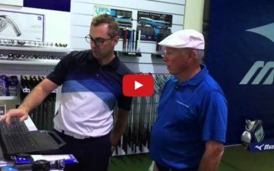 Mizuno Driver Fitting Explained with Simon Davey