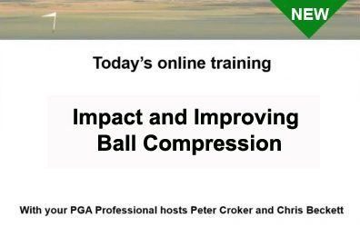 Impact and Improving Ball Compression With Peter Croker and Chris Beckett