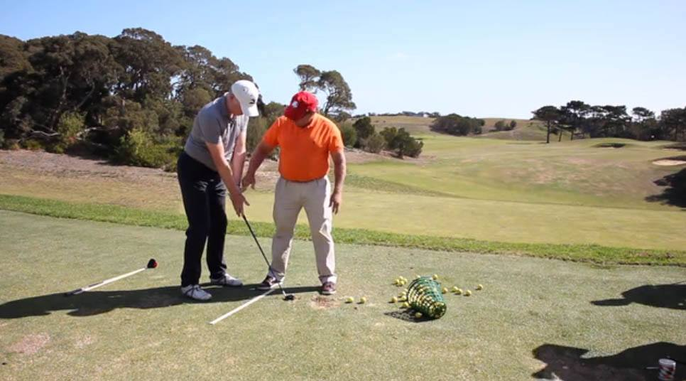 Determining Your Individual Swing Plane With Mike Adams