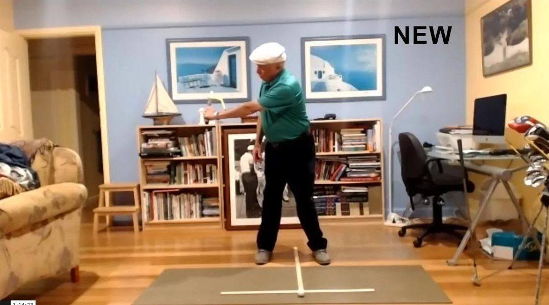 How to Release the Club for Power and Control in Incremental Steps