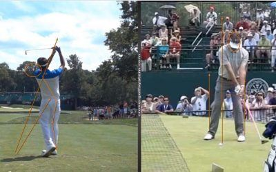 Bubba Watson's Swing and the Great Peter Thomson Tribute