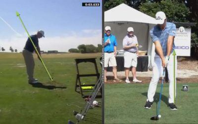 Bryson Dechambeau Golf Swing Analysis and Complimentary Croker Golf Weekly Publication