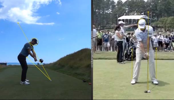 Dustin Johnson Swing Analysis and Featured Lesson in the Croker News Weekly