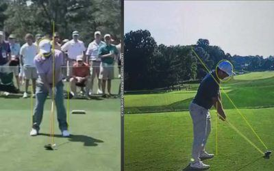 Francesco Molinari Swing Analysis and Feature Lesson in the Croker Golf Weekly