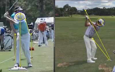 Kevin Na  Swing Analysis and and Featured Lesson in the  Croker News Weekly