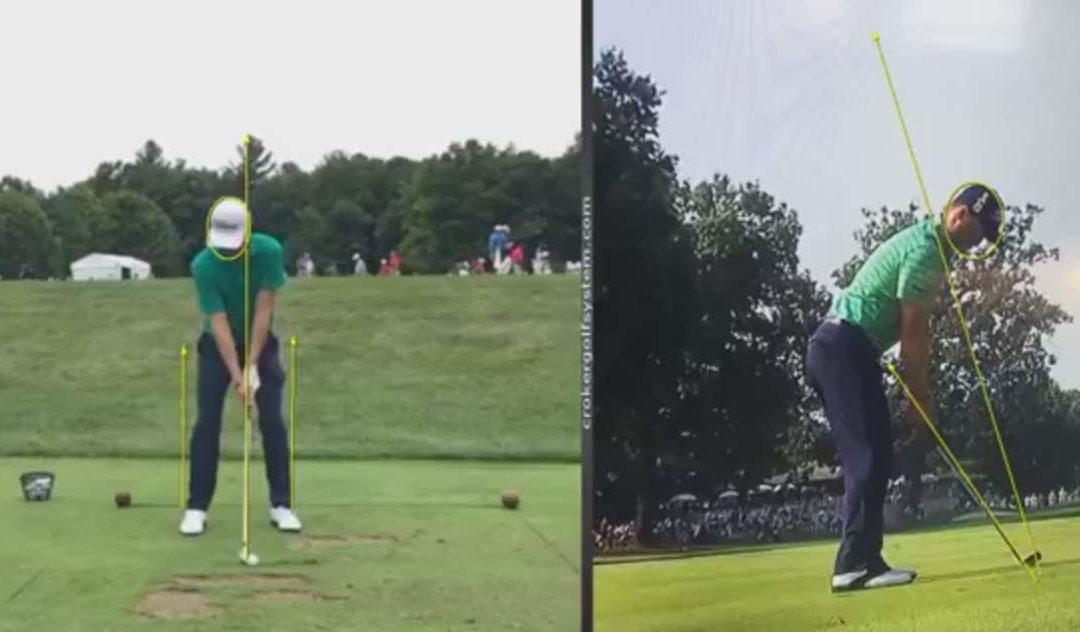 Justin Thomas Swing Analysis and Featured Lesson in the Croker News Weekly