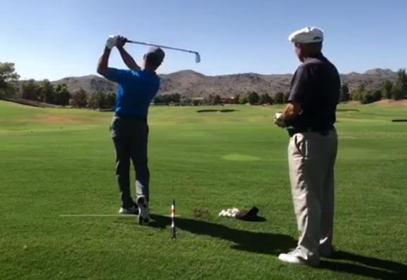 Keegan Bradley Swing Analysis  and Featured Lesson with Martin Chuck
