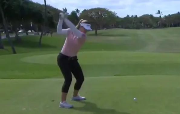 C.T.Pan, and Brooke Henderson Swing Analysis, Lessons, More