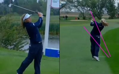 Swing analysis of US winner Gary Woodland, LPGA winner Brooke Henderson, a lesson of the week and more.