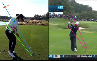 Swing Analysis of Bernhard Langer, Jin Young Ko, and Collin Morikawa and more.