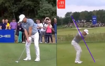 Swing Analysis of Paul Casey, Sam Snead and Laura Davies, a Lesson of the Week, and more – 11 Sep 2019