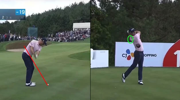 Swing Analysis of Justin Thomas, Nicolas Colsaerts, Danielle Kang and Miguel Jiménez, a Lesson of the Week, and more – 24 October 2019