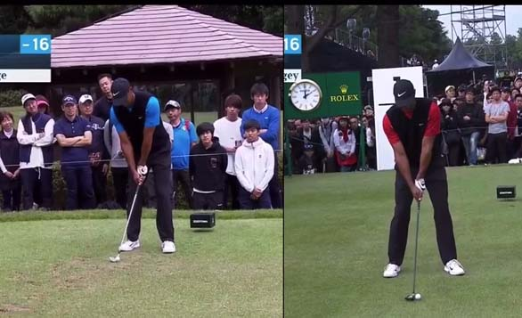 Swing Analysis of  of PGA Winners Tiger Woods,  Ha Na Jang and Steven Brown a Lesson of the Week More – 31 October 2019