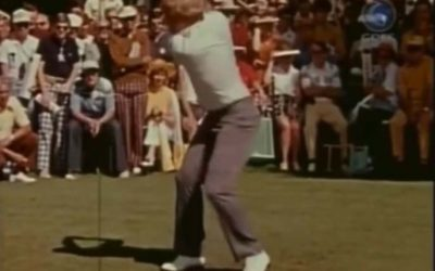 Swing Analysis of Golf Legends Arnold Palmer and Jack Nicklaus, a Lesson of the Week and more – 26 March 2020