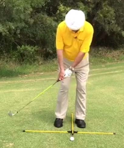 End of Chip Backswing