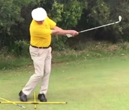 Pitch Shot Extension