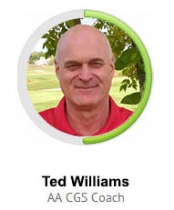 Croker Golf System Coach Ted Williamsh