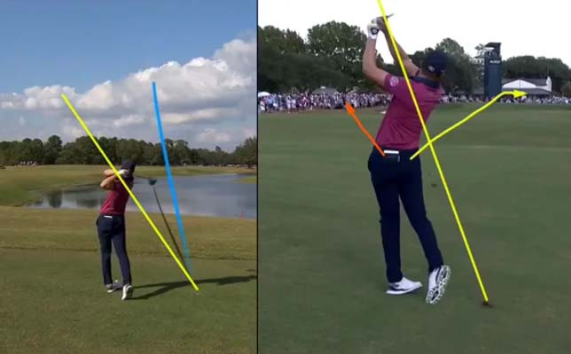 Swing Analysis of Carlos Ortiz, Minjee Lee, and Robert MacIntyre, a lesson of the week , and more.- 12 November 2020