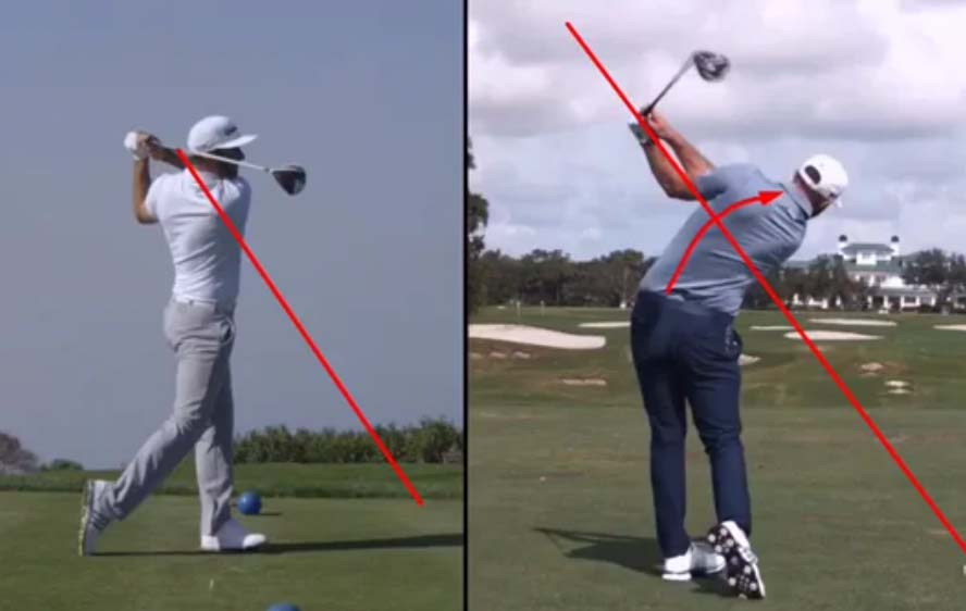 Swing Analysis of Dustin Johnson, Cameron Smith, Sungjae Im, and Emily Pedersen, a lesson of the week, and more.- 18 November 2020