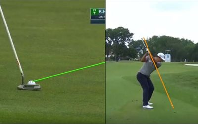 Swing Analysis of K.H. Lee, Richard Bland a lesson of the week, and more.
