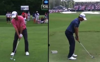 Swing Analysis of Kevin Kisner, andAnnika Sorenstam,a lesson of the week, and more.