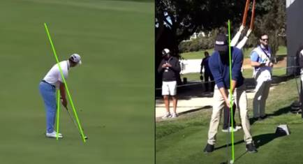 Swing Analysis of Patrick Cantlay, and Annika Sorenstam, a lesson of the week, and more.
