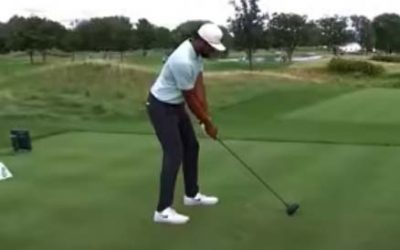 Swing Analysis of Tony Finau,and Anna Nordqvisa, lesson of the week, and more.