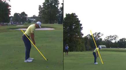 Swing Analysis of Sam Burns, Danny Willett and Celine Boutier, a lesson of the week, and more.